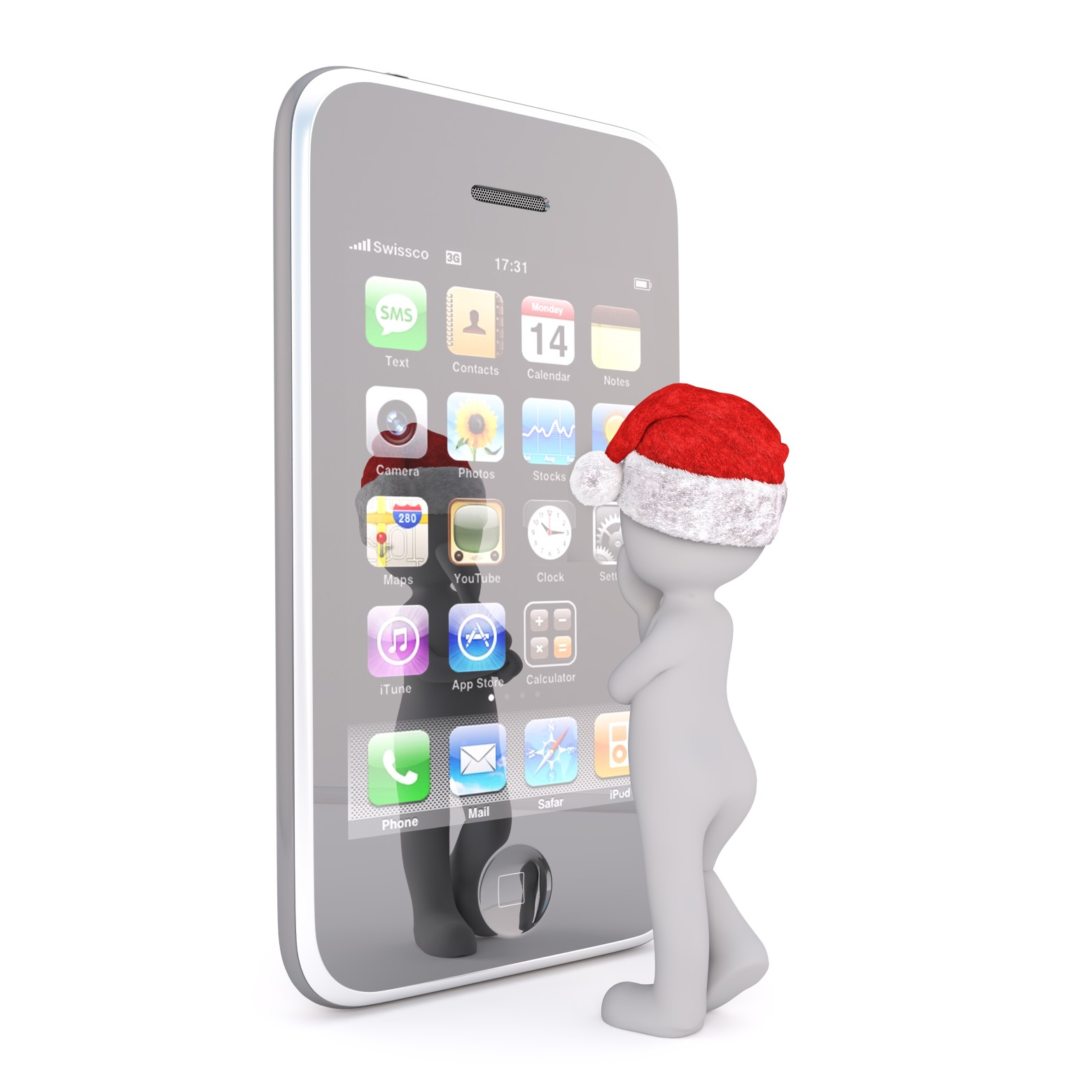 Bonhomme blanc 3d noel images gratuites images gratuites for Application dessin 3d