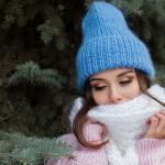 femme mode hiver laine