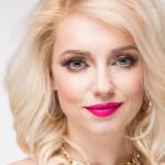 portrait visage femme modèle