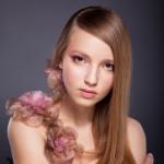jeune fille portrait visage