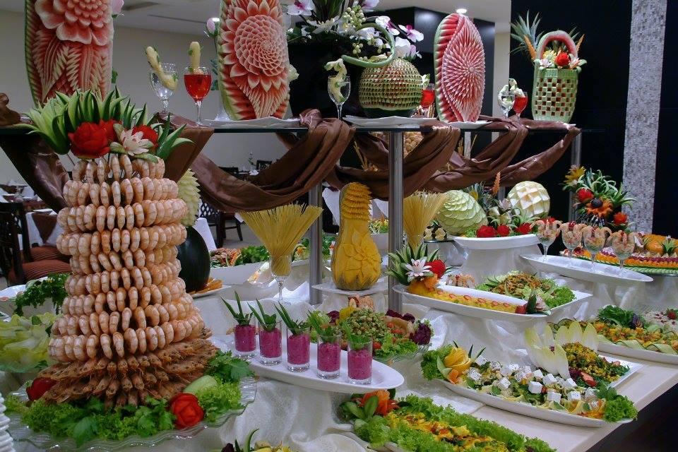 Top buffet froid, salade, cérémonie, mariage, fête | images gratuites  XH43