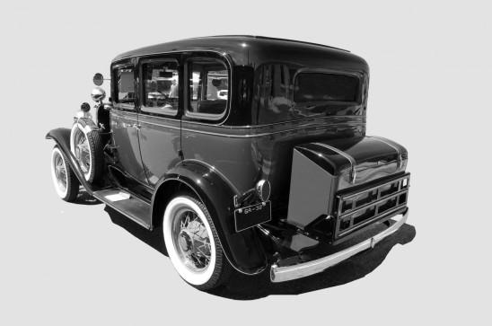 ancienne voiture de collection vintage