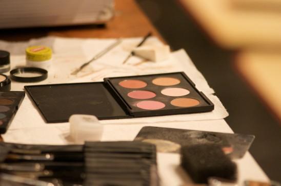 cosmétique maquillage blush