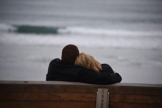 couple amoureux amour plage