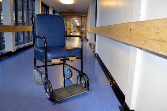 hôpital fauteuil roulant handicap