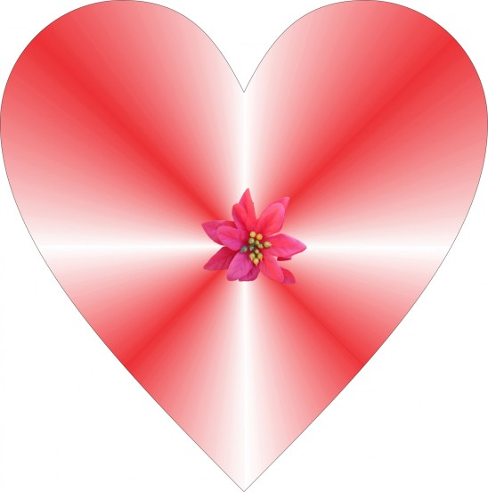 illustration clipart coeur saint-valentin