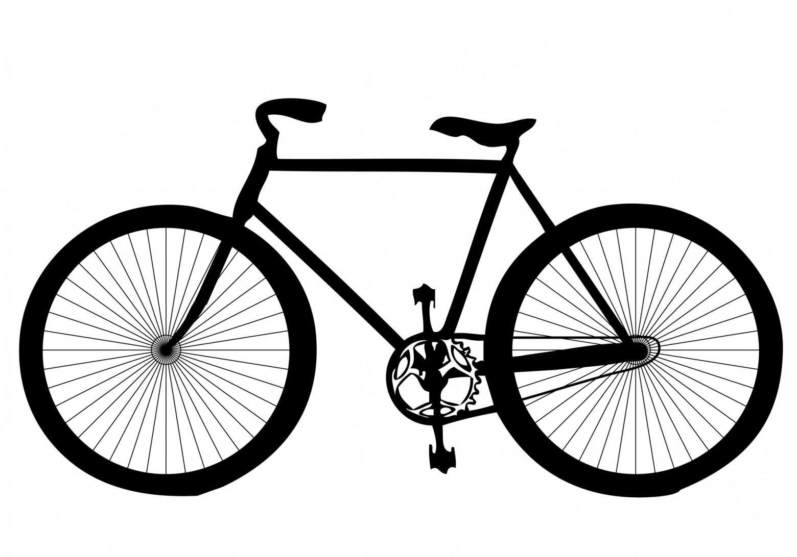 illustration vélo clipart,vecteur, bicyclette | FOTOMELIA