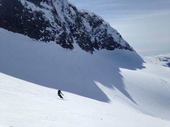 montagne neige ski hiver