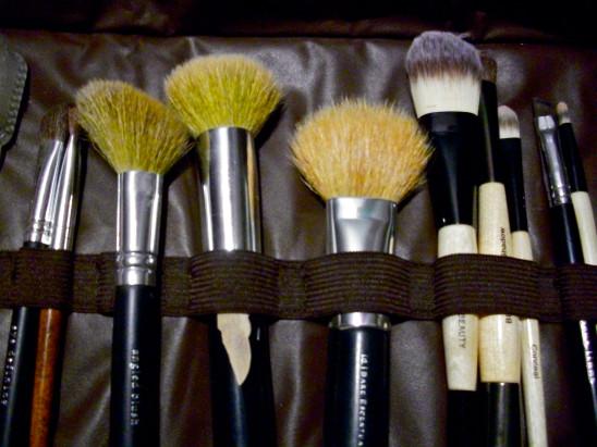 pinceaux cosmétique maquillage