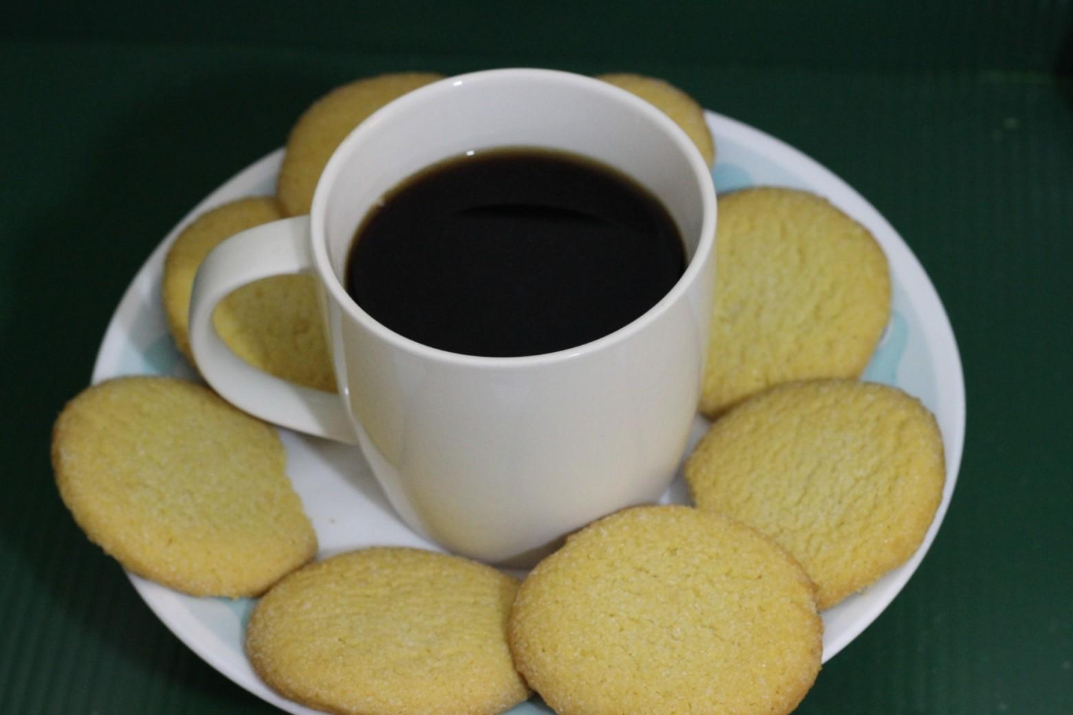 tasse café biscuits