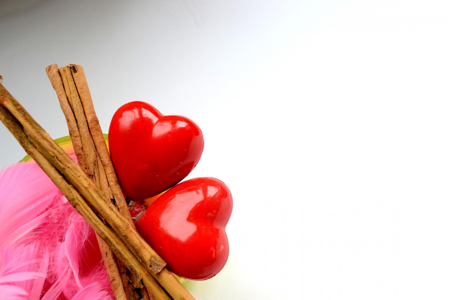 Amour coeur cannelle carte images gratuites et libres de - Images coeur gratuites ...
