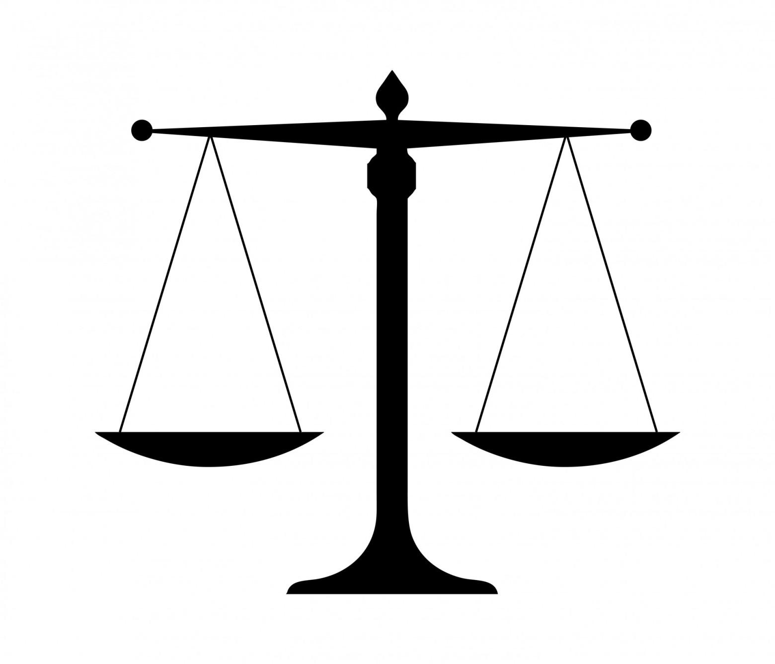 Balance quilibre loi justice images gratuites et libres de droits - Dessin de balance ...