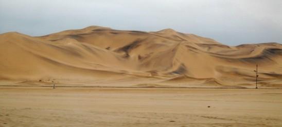 dune de sable désert