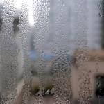 eau condensation vitre