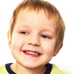 enfant heureux sourire