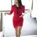 femme business affaires société