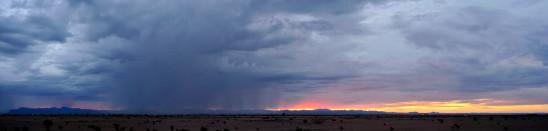 paysage panoramique coucher de soleil2