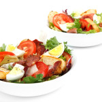 salade composé légume