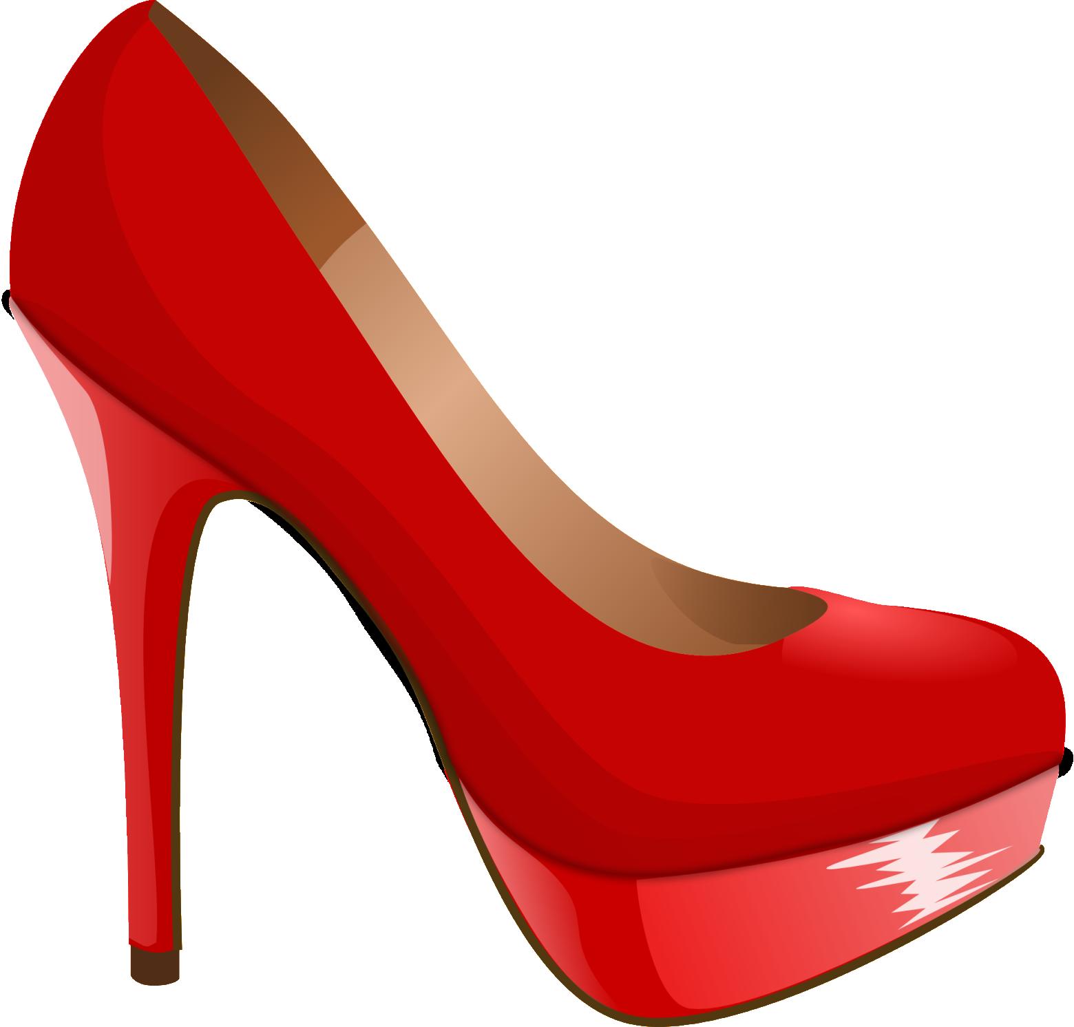 mode chaussure escarpin rouge illustrations vecteurs. Black Bedroom Furniture Sets. Home Design Ideas