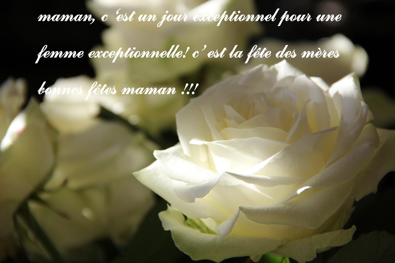 poème fête des mères gratuit