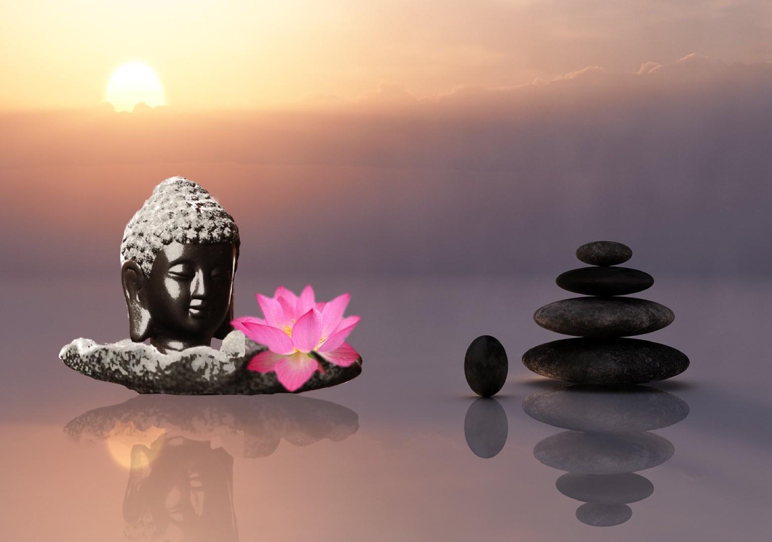 fond d'ecran gratuit image zen