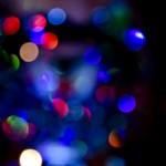 abstrait bokeh lumière colorée images photos gratuites6