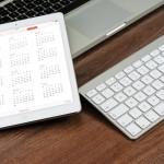 agenda tablette informatique calendrier ordinateur business images photos gratuites