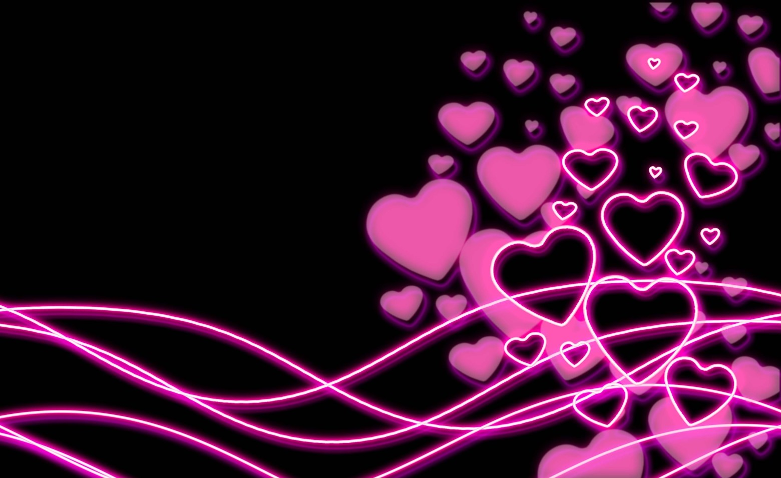 background-abstrait-abstract-coeur-rose-love-1560x955