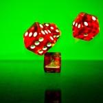 jeu de dés cubes hasard chance images photos gratuites1