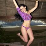 jeune femme posant modéle beauté sexy bikini images photos gratuites
