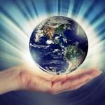 main ouverte planète terre planète images photos gratuites