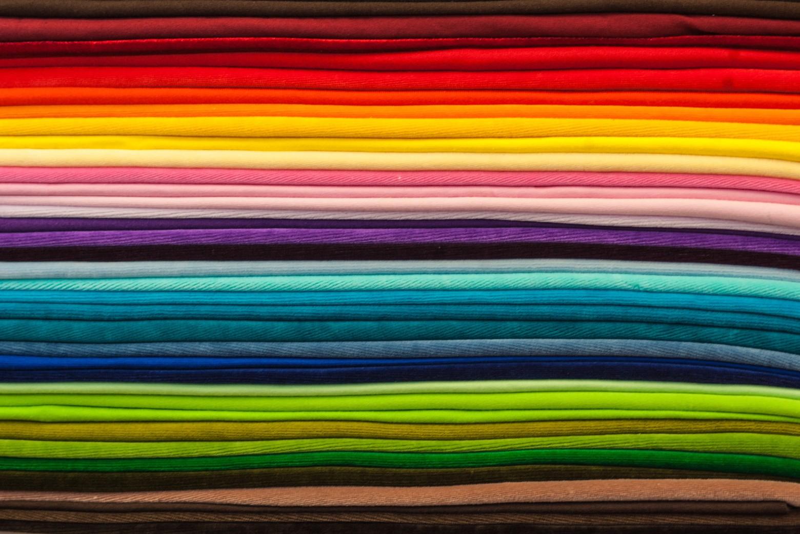 Tissus textile toffe de toutes les couleurs nuance - Les couleurs de tissus ...