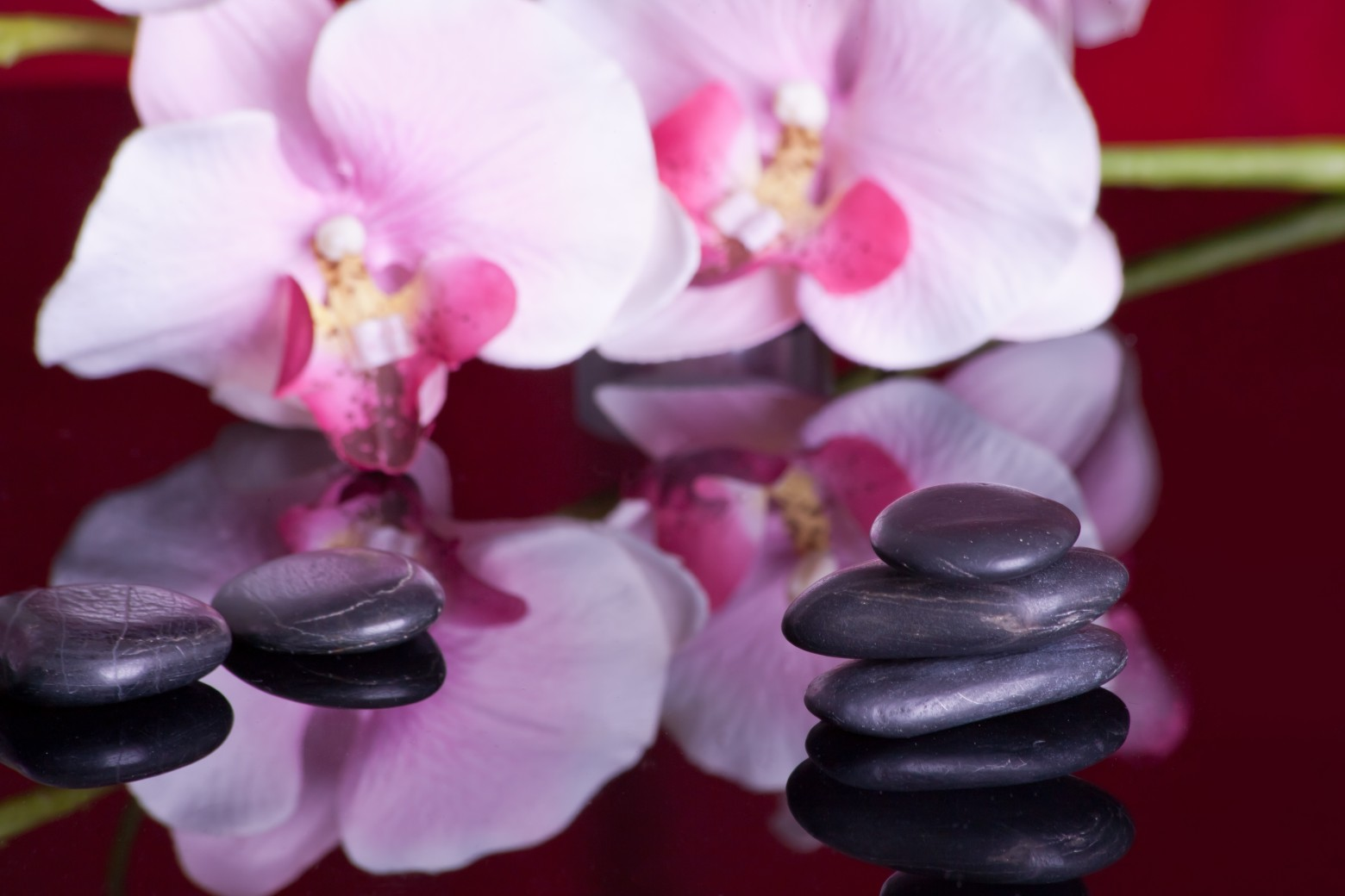 Pin image zen bien etre on pinterest for Image galet zen