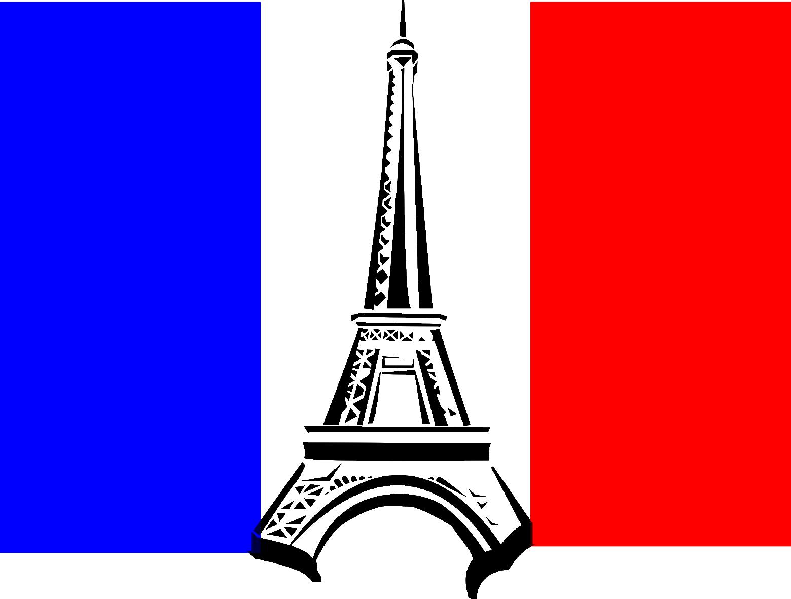 Drapeau france fran ais et la tour eiffel images gratuites - Tour eiffel photos gratuites ...