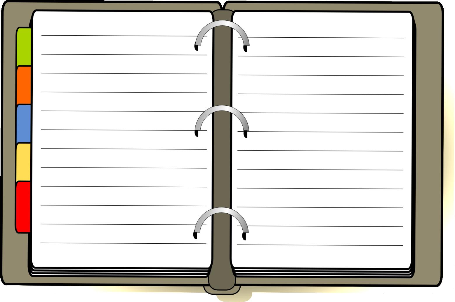 école agenda cahier de texte images clipart illustration gratuites ...