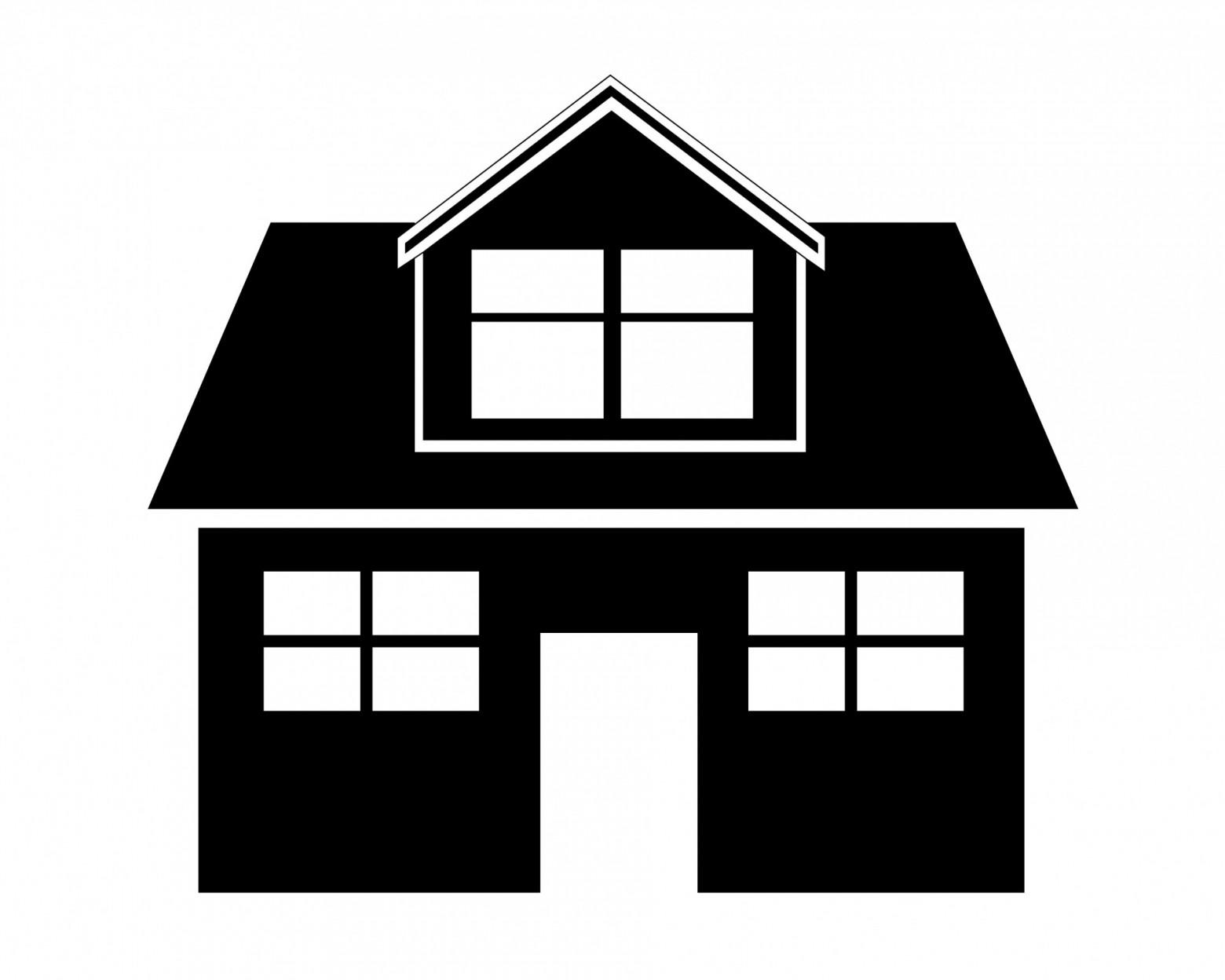Line Art House Images : Icône clipart maison images gratuites et libres de droits