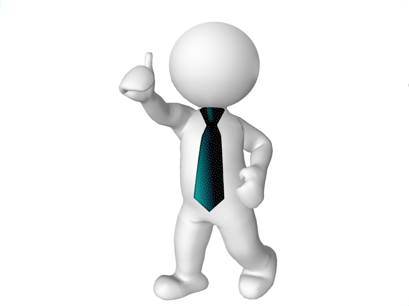 bonhomme blanc 3d images gratuites creative commons