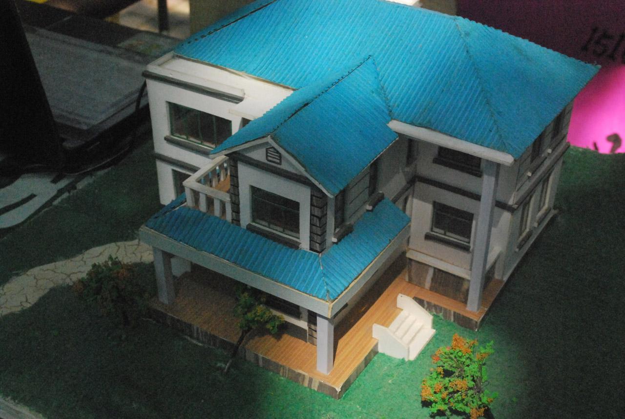Maquette maison mimiature construire images gratuites et for Maquette de maison