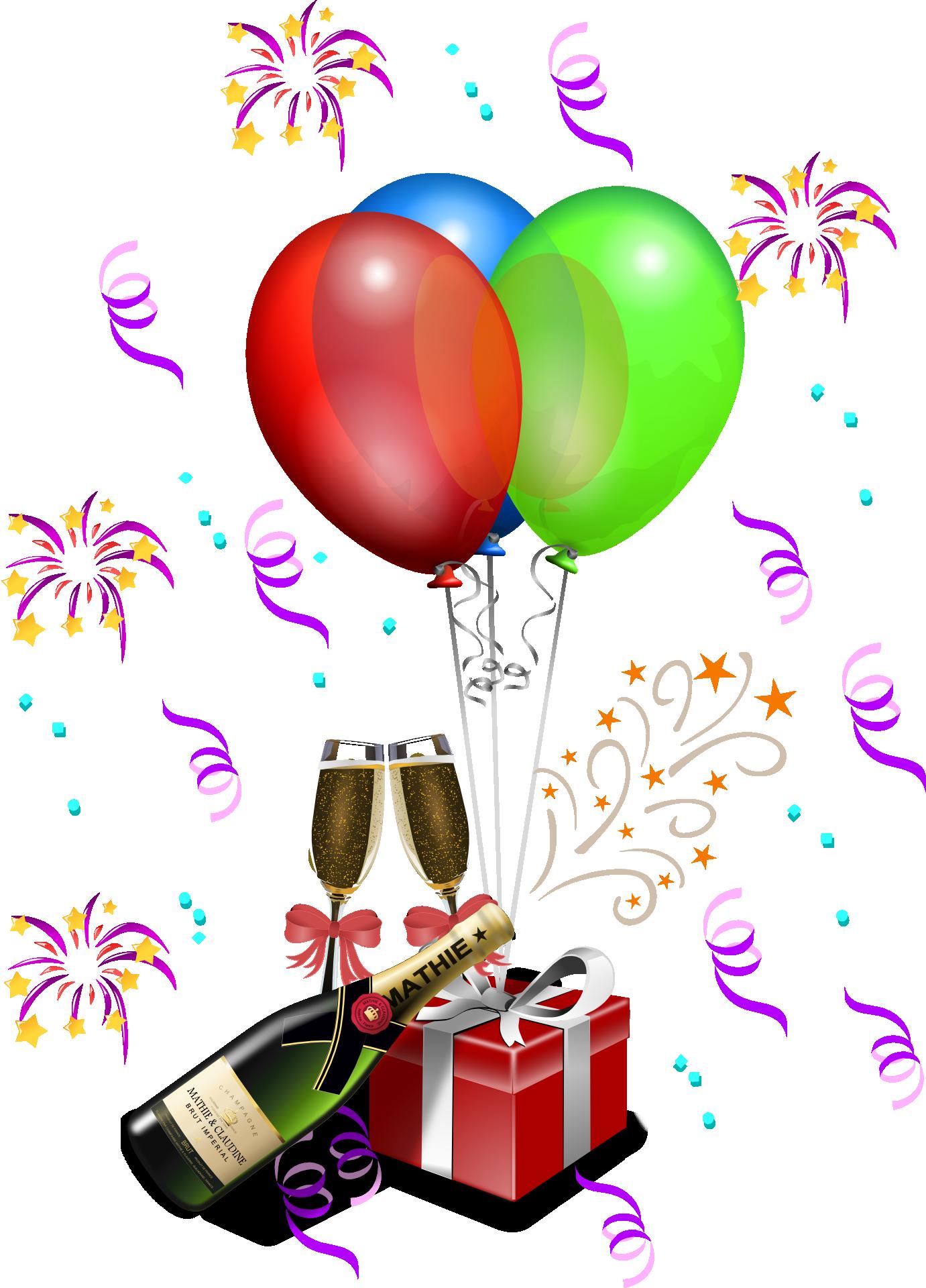 Souvent joyeux anniversaire-bonne fête,-joyeux noel-bonne année-clipart  JA46