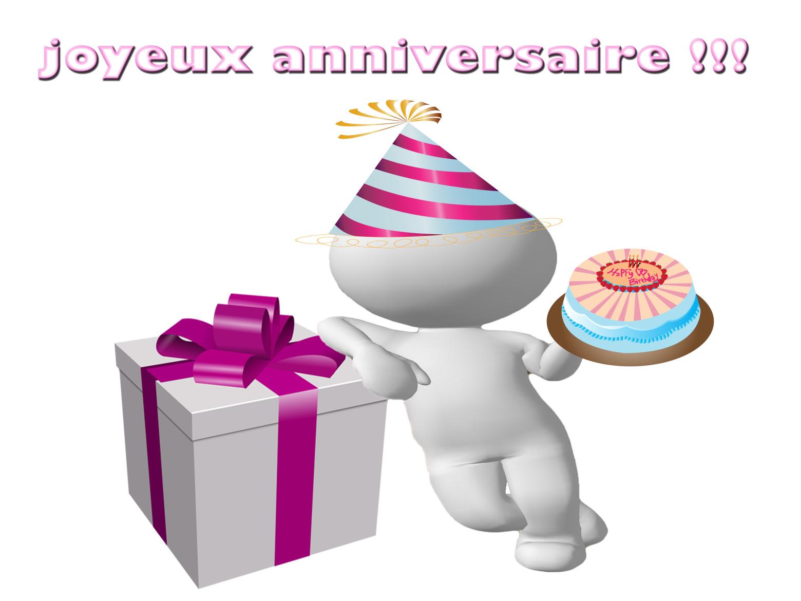 banque d images gratuites libres de droits bonhomme blanc 3d joyeux anniversaire images gratuites
