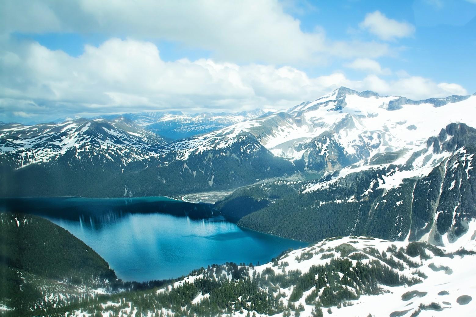 Paysage montagne montagneux hiver neige images - Photos de neige gratuites ...