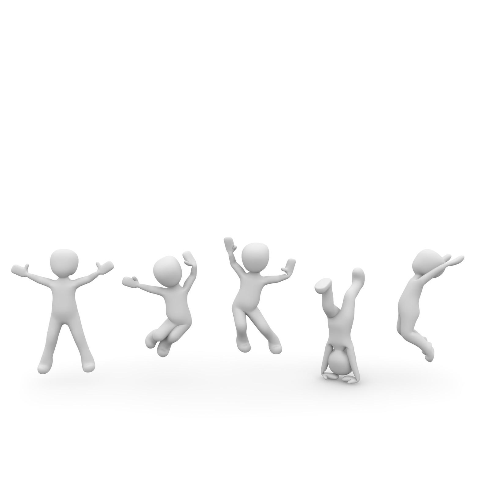 bonhomme blanc 3d images gratuites libres de droits creative commons