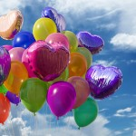 ballons anniversaire fêtes