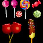 bonbons confiseries sucreries fêtews
