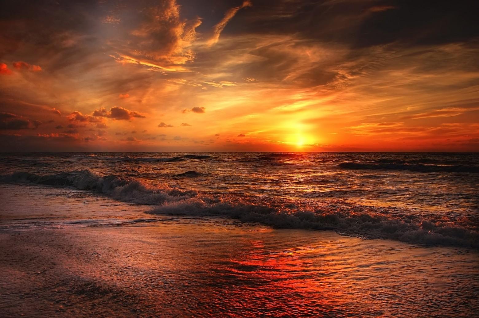 Plage Mer Ocean Fond D Ecran Images Gratuites Et Libres De Droits