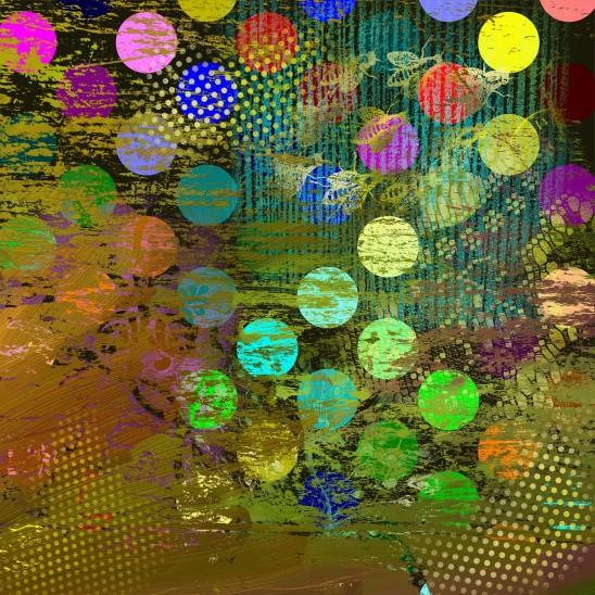 abstrait, peinture, clipart,illustration