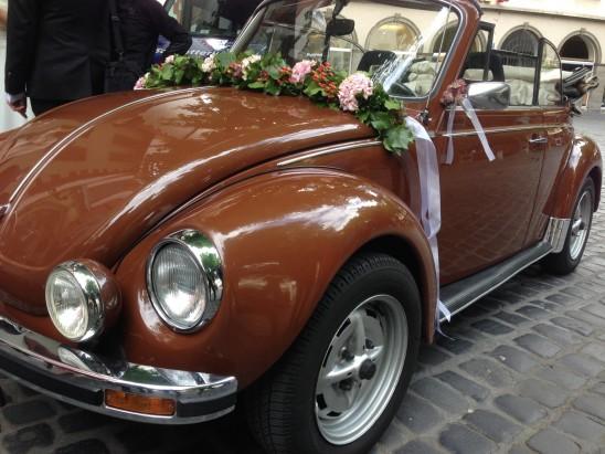 auto voiture coccinelle mariage automobile