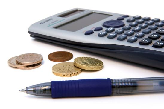 business argent compte calculatrice affaires