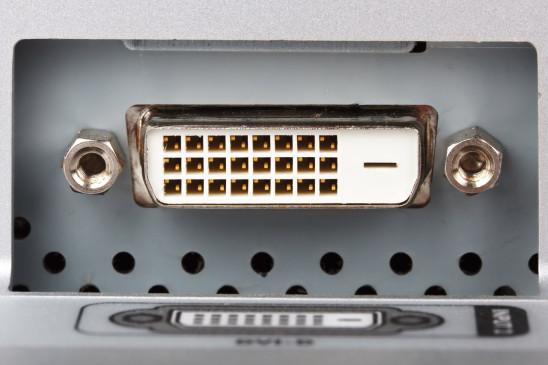 connecteur connexion dvi prise