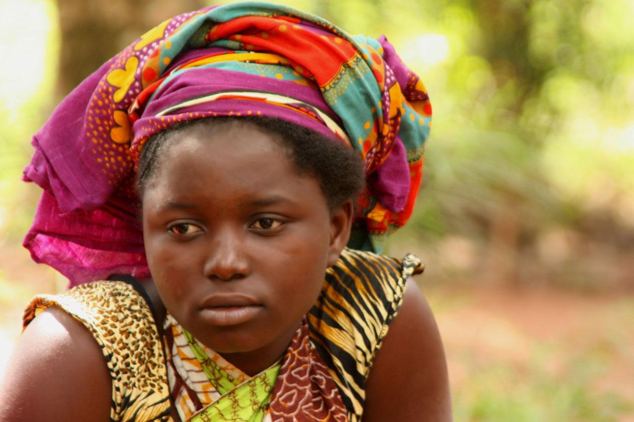 femme africaine afrique tenue africaine